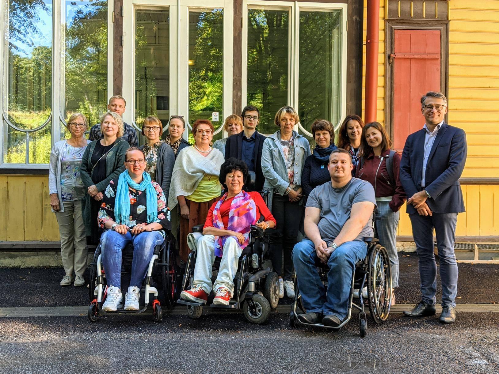 SENsationalSTEM project team